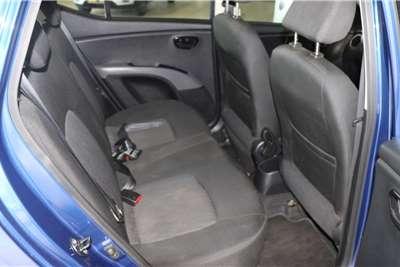 Used 2013 Hyundai I10 1.1 Motion