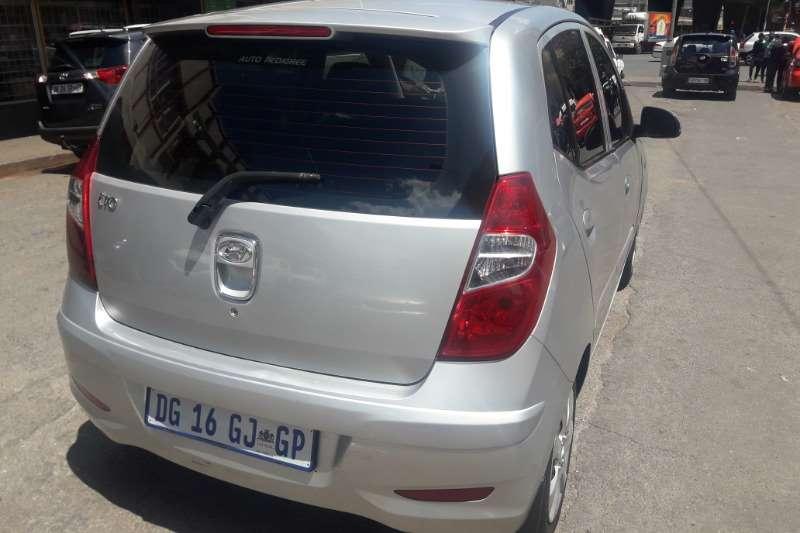 Hyundai I10 1.1 Motion 2014