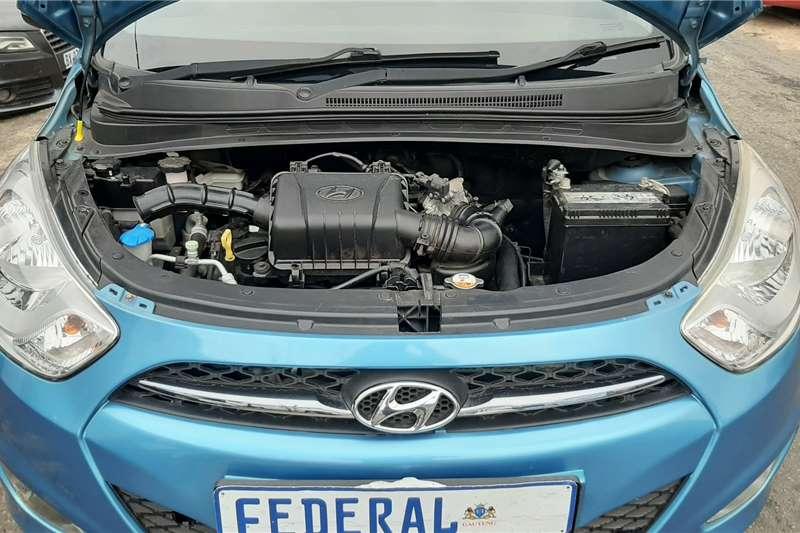 Used 2014 Hyundai I10 1.1 Motion