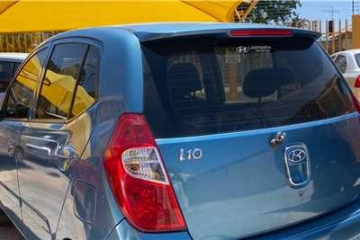 Used 2015 Hyundai I10 1.1 Motion