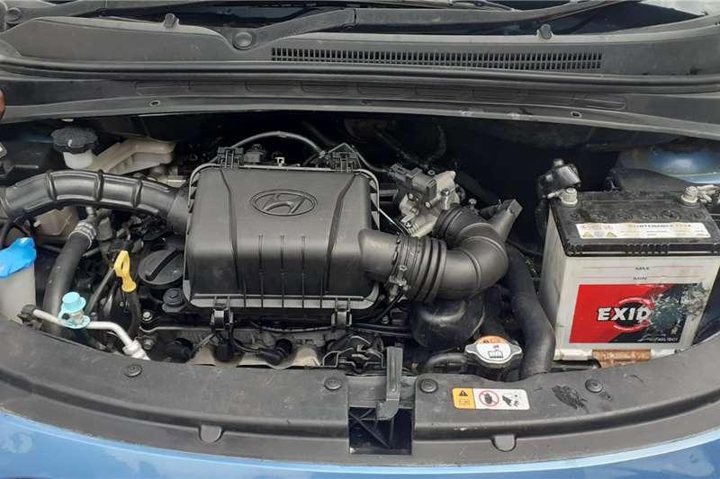 Used 2016 Hyundai I10 1.1 Motion