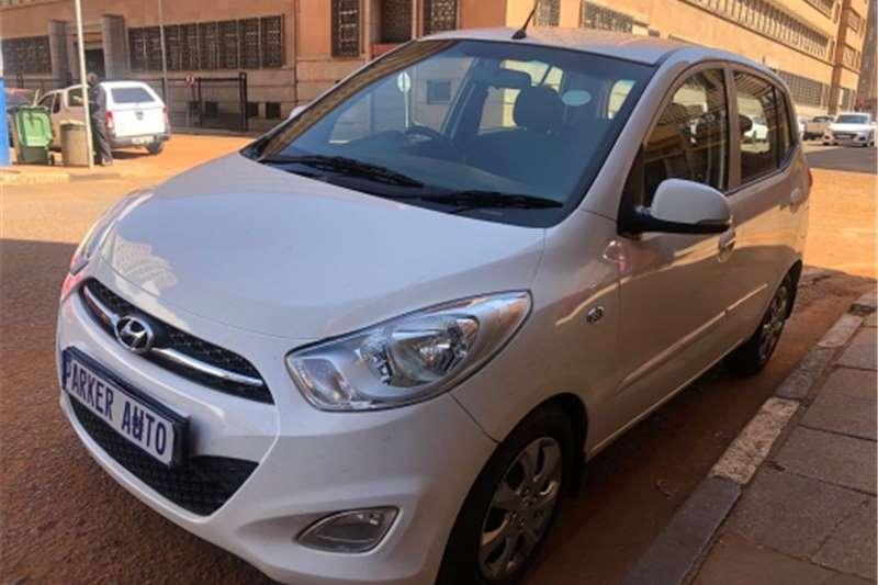 Used 2017 Hyundai I10 1.1 Motion