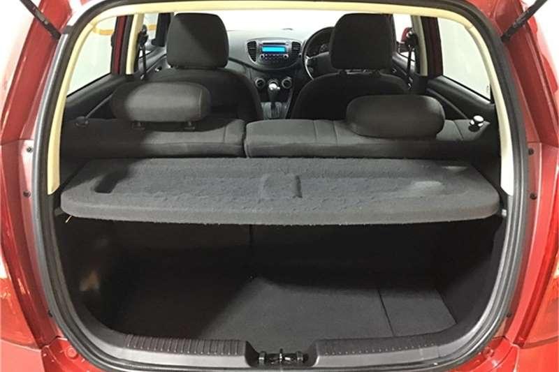 Hyundai i10 1.1 Motion auto 2014