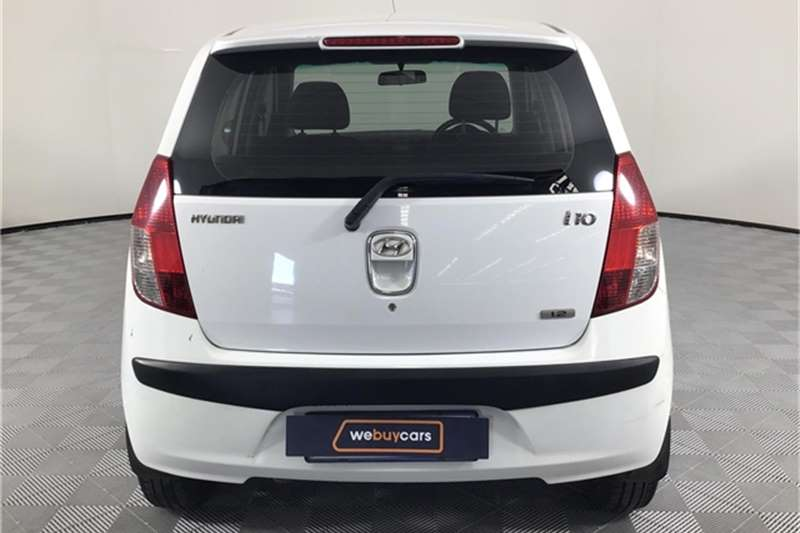 Hyundai i10 1.2 GLS 2009