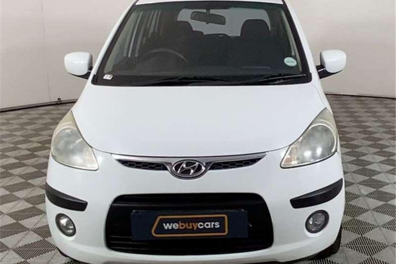 Used 2009 Hyundai I10 1.2 GLS
