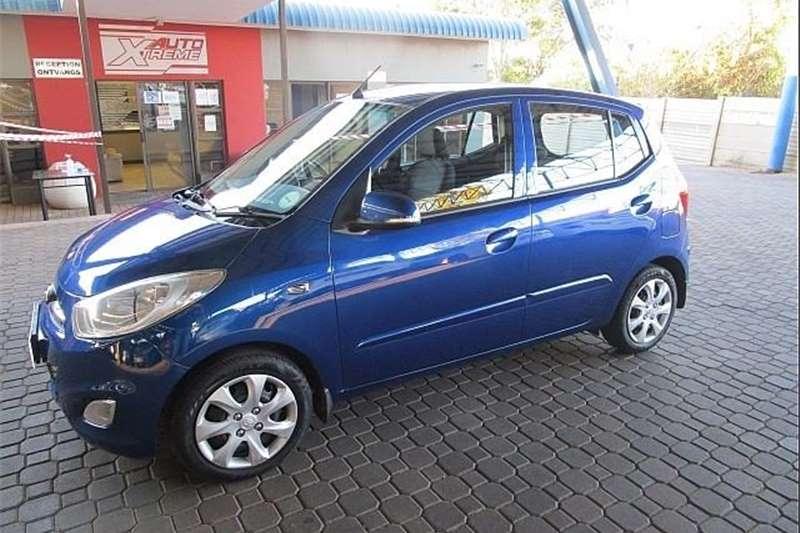 Hyundai I10 1.2 GLS 2011