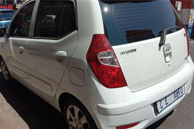Hyundai I10 1.2 GLS 2012