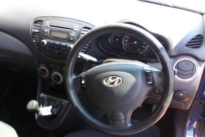 2012 Hyundai i10 i10 1.2 GLS