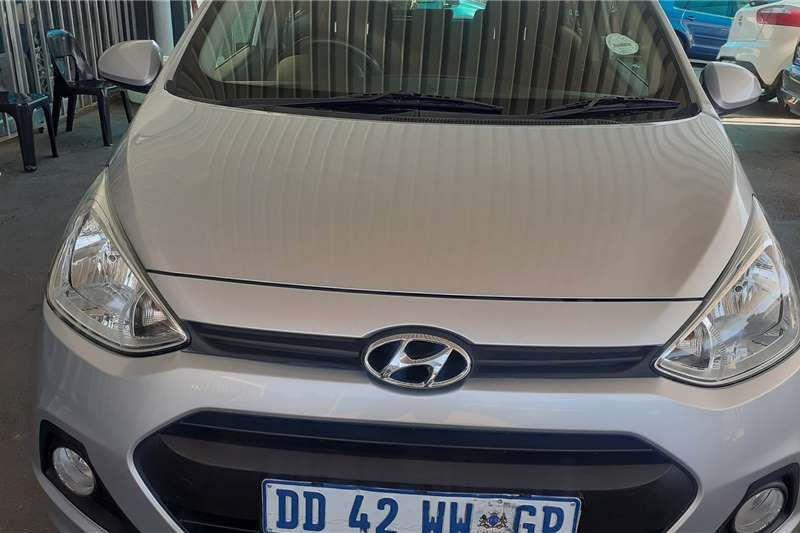 Hyundai I10 1.2 GLS 2013