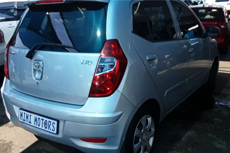 Used 2013 Hyundai I10 1.2 GLS