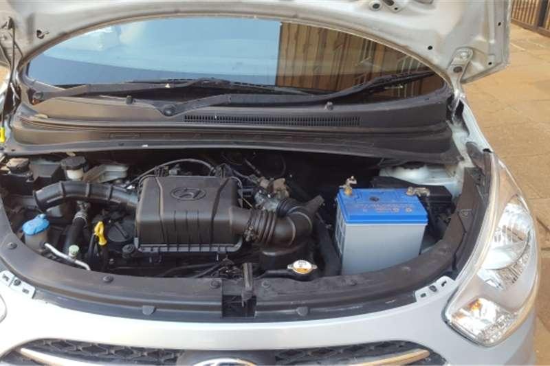2013 Hyundai i10 i10 1.2 GLS