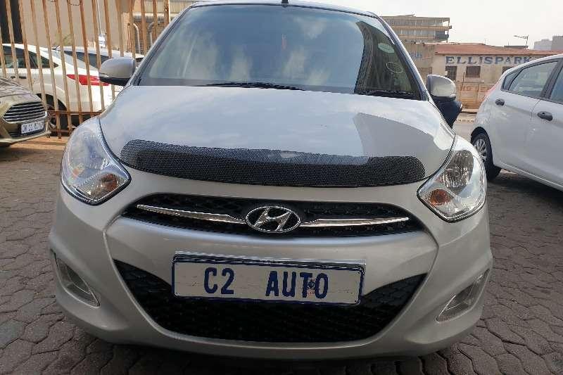 Used 2014 Hyundai I10 1.2 GLS