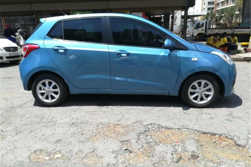 Hyundai I10 1.2 GLS 2015