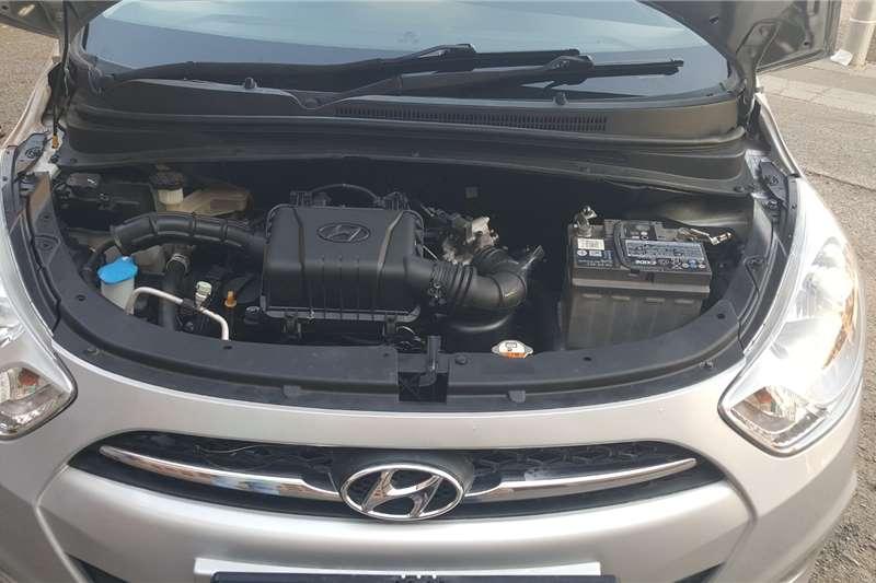 Hyundai I10 1.2 GLS 2017