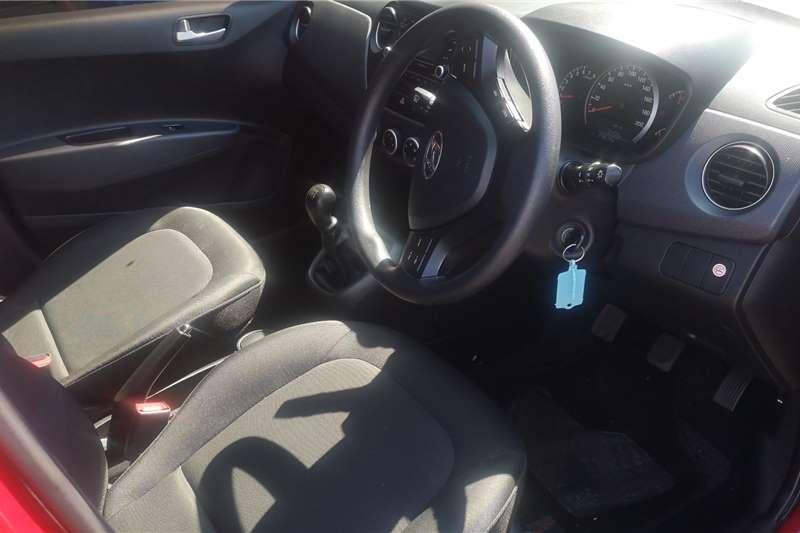 Used 2018 Hyundai I10 1.2 GLS