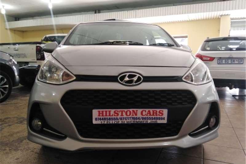 Hyundai I10 1.2 GLS 2019