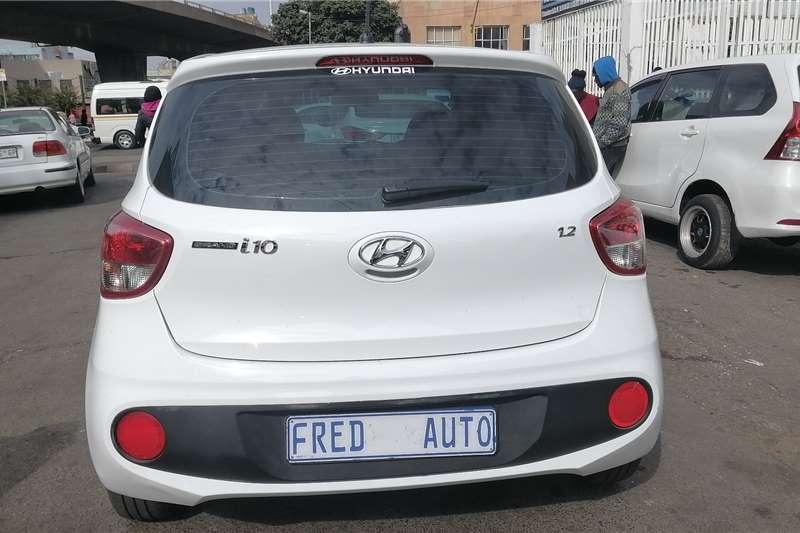 Used 2019 Hyundai I10 1.2 GLS