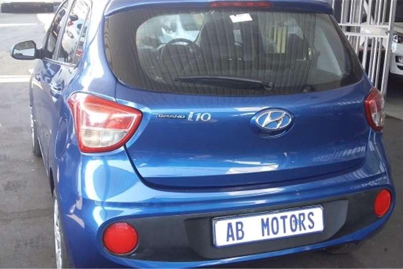Hyundai I10 1.2 GLS 2020