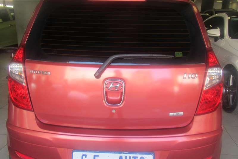 Hyundai I10 1.2 GLS automatic 2011