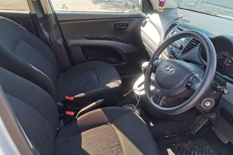Used 2012 Hyundai I10 1.2 GLS automatic