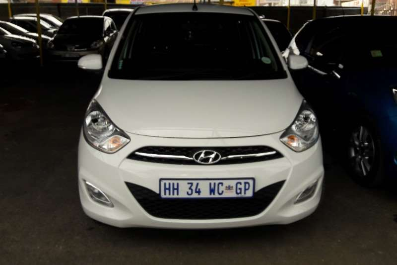 Hyundai I10 1.2 GLS automatic 2014