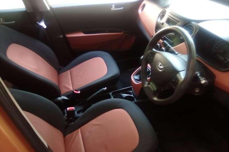 Hyundai I10 1.2 GLS automatic 2015