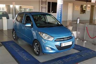 Used 2016 Hyundai I10 1.2 GLS high spec