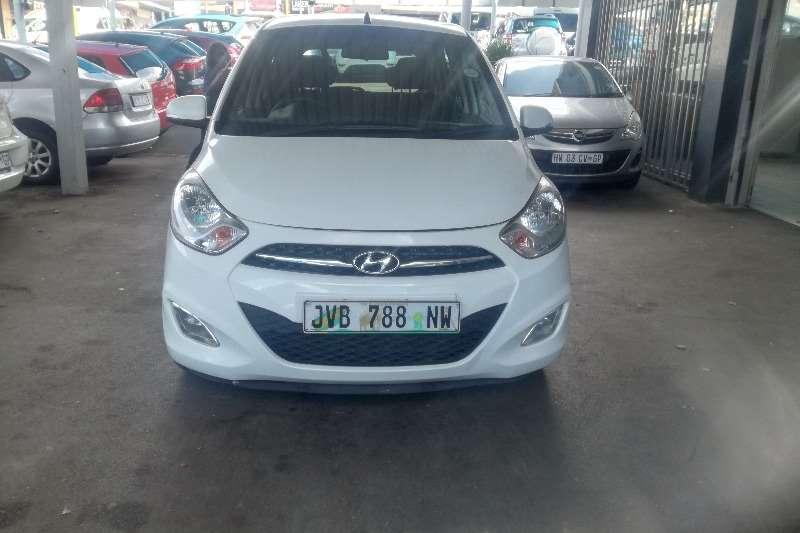 2013 Hyundai i10
