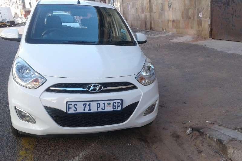 Hyundai i10 1.25 Fluid 2012