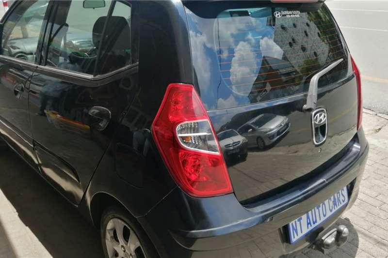 Used 2012 Hyundai I10 1.25 Fluid
