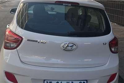 Used 2014 Hyundai I10 1.25 Fluid