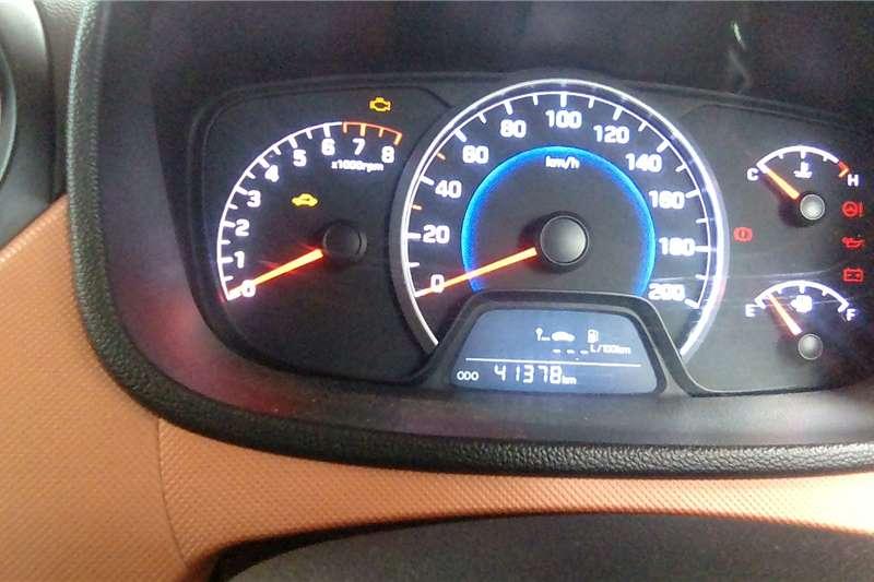 Used 2016 Hyundai I10 1.25 Fluid