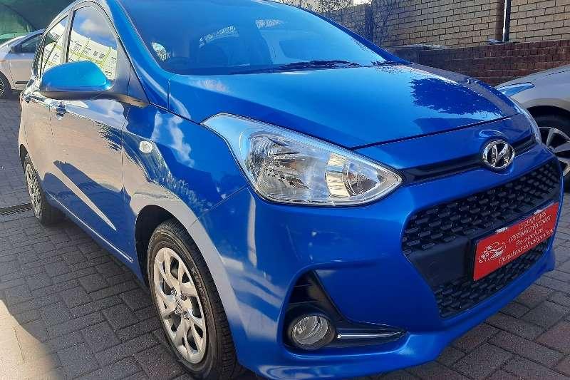 Used 2017 Hyundai I10 1.25 Fluid