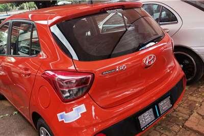 Used 2018 Hyundai I10 1.25 Fluid