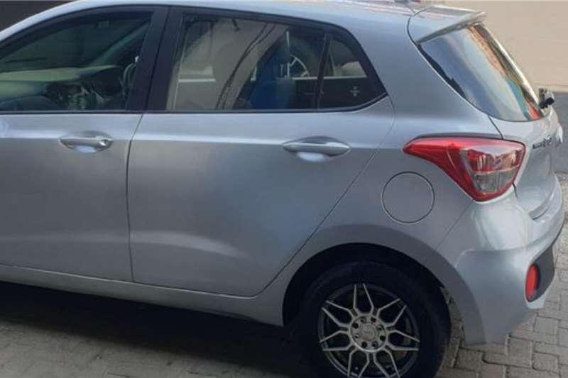 Used 2019 Hyundai I10 1.25 Fluid