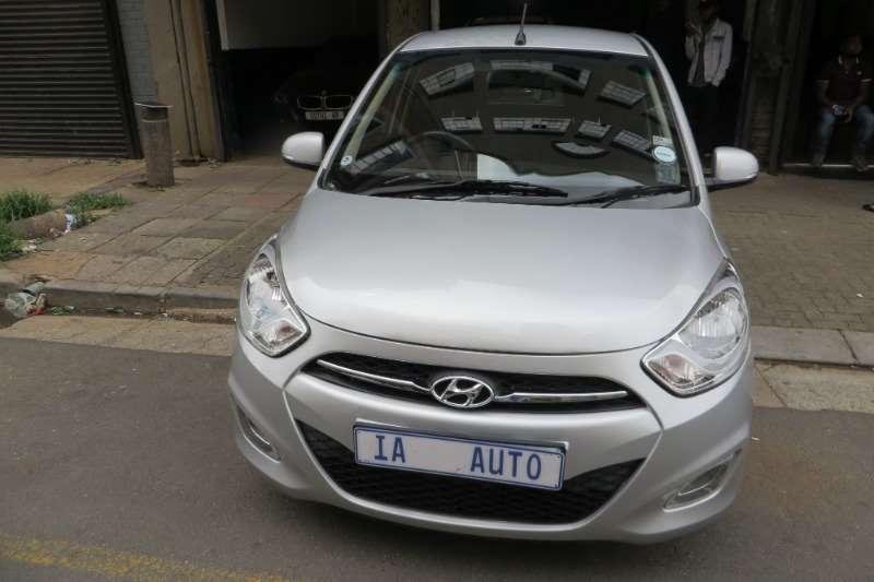 Hyundai I10 1.25 Fluid auto 2012