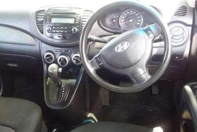 Used 2013 Hyundai I10 1.25 Fluid auto