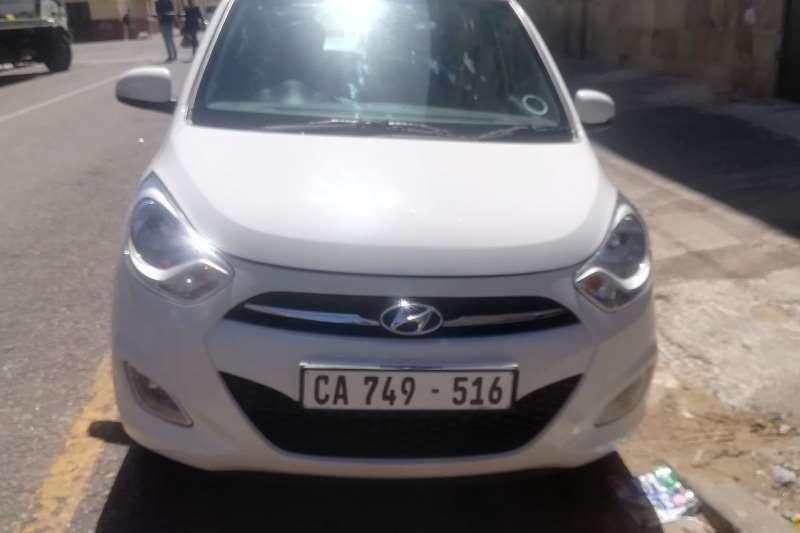 Hyundai I10 1.25 Fluid auto 2014
