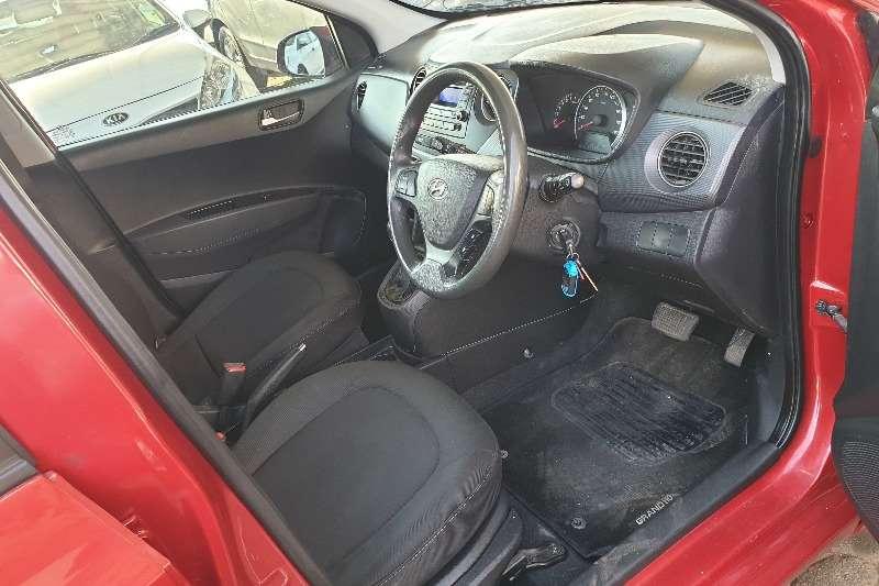 Used 2015 Hyundai I10 1.25 Fluid auto