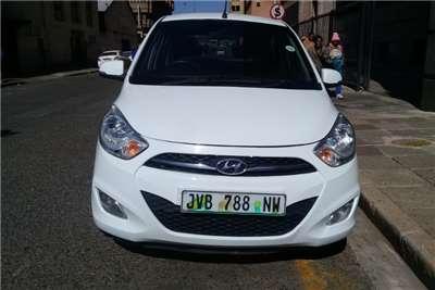 2013 Hyundai i10 i10 1.25 Glide