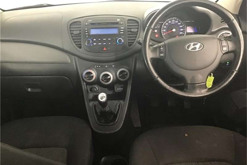 Hyundai i10 1.25 Glide 2013