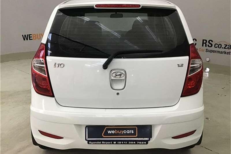Hyundai I10 1.25 Glide 2014