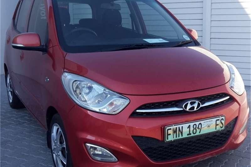 Hyundai I10 1.25 GLS 2011