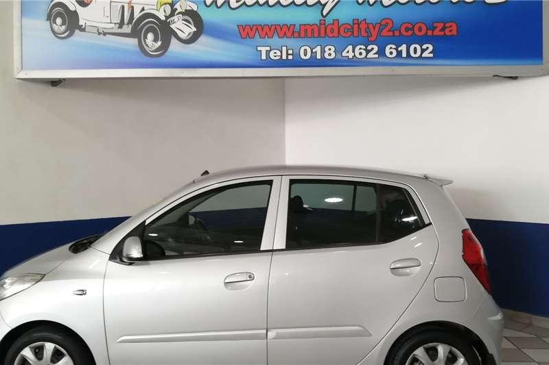 Hyundai i10 1.25 GLS 2012