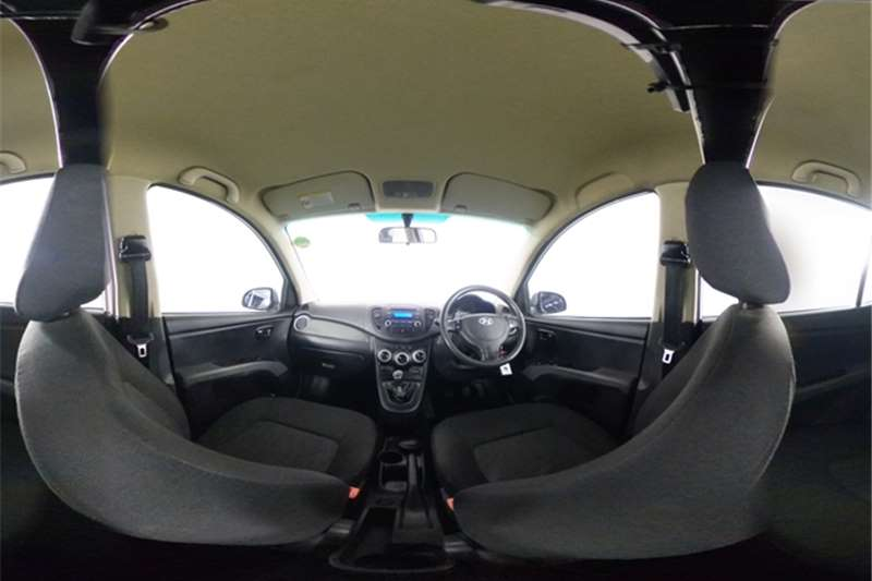 Used 2012 Hyundai I10 1.25 GLS