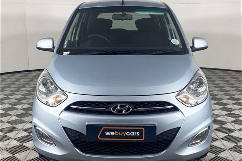 2012 Hyundai i10 i10 1.25 GLS