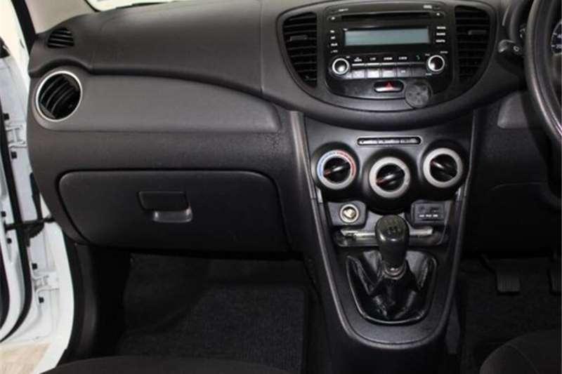 Hyundai I10 1.25 GLS 2013