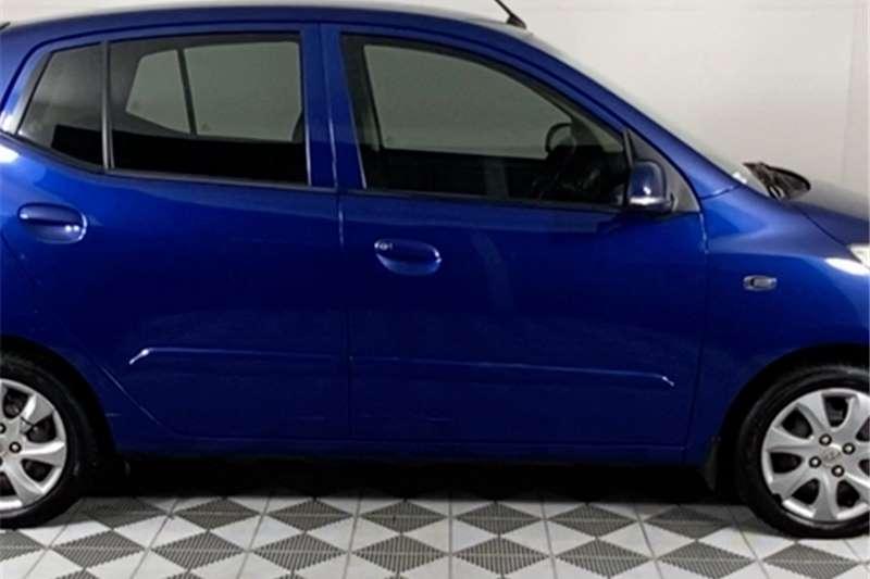 2013 Hyundai i10 i10 1.25 GLS