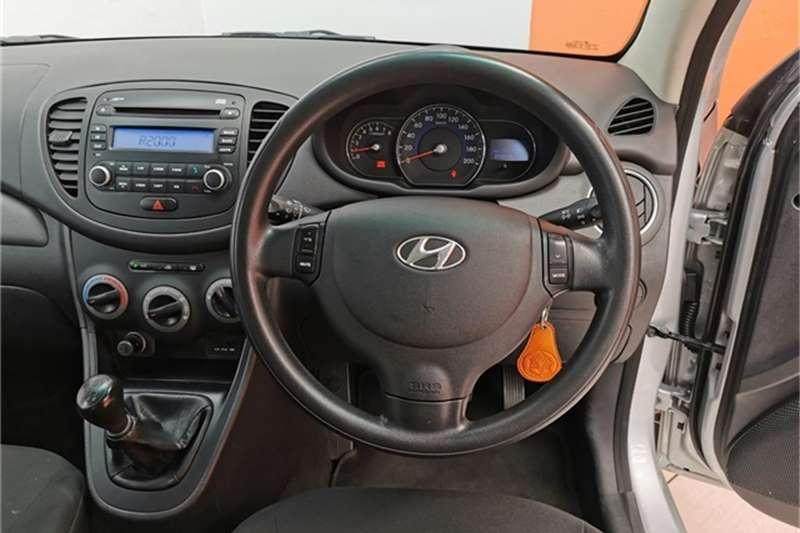 Hyundai I10 1.25 GLS 2014