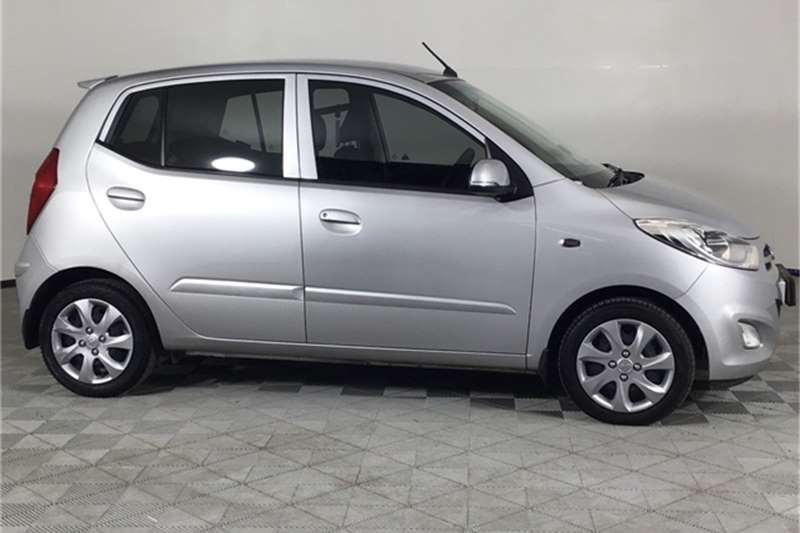 Used 2014 Hyundai I10 1.25 GLS